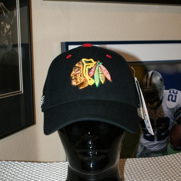 free shipping b7fe9 a764f Chicago Blackhawks Hat. NWT. CCM